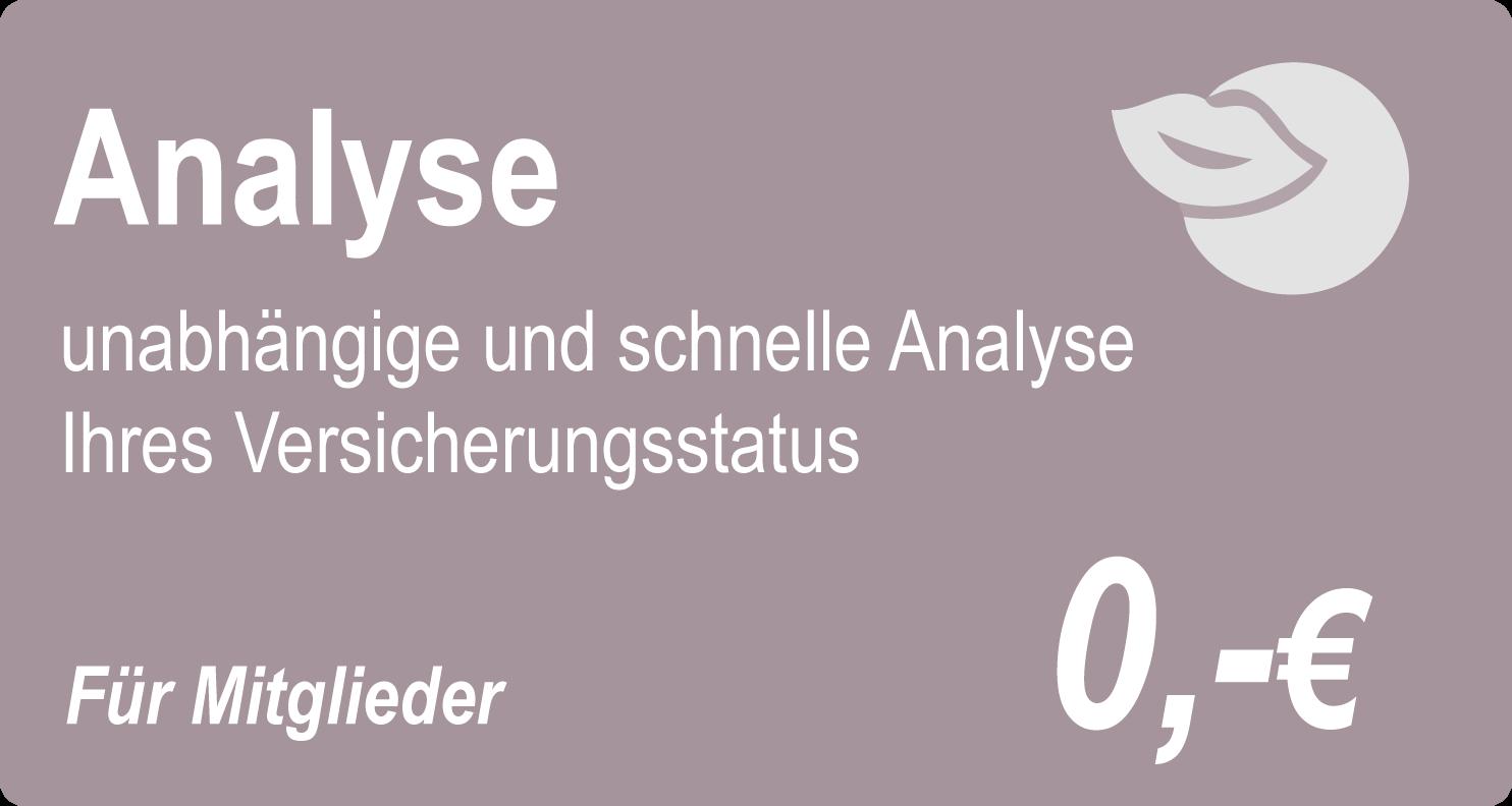 Analyse Deutscher Zahnmedizinerbund, Verband für Zahnärzte DZMB