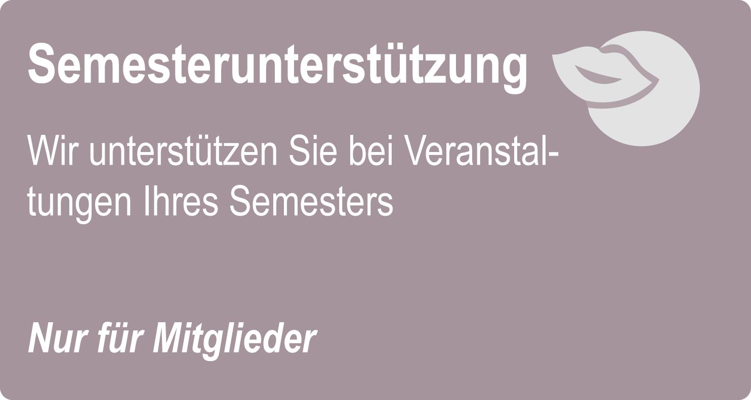 Zahnmedizin Studenten Semesterunterstützung DZMB, Deutscher Zahnmedizinerbund e.V.