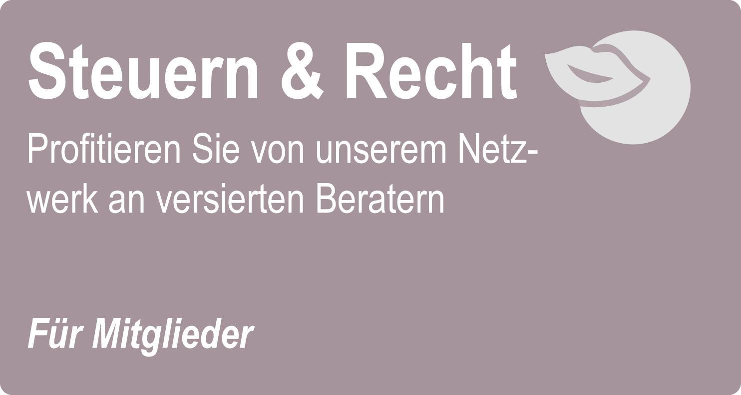 Zahnmedizin Studenten Steuern und Recht DZMB, Deutscher Zahnmedizinerbund e.V.