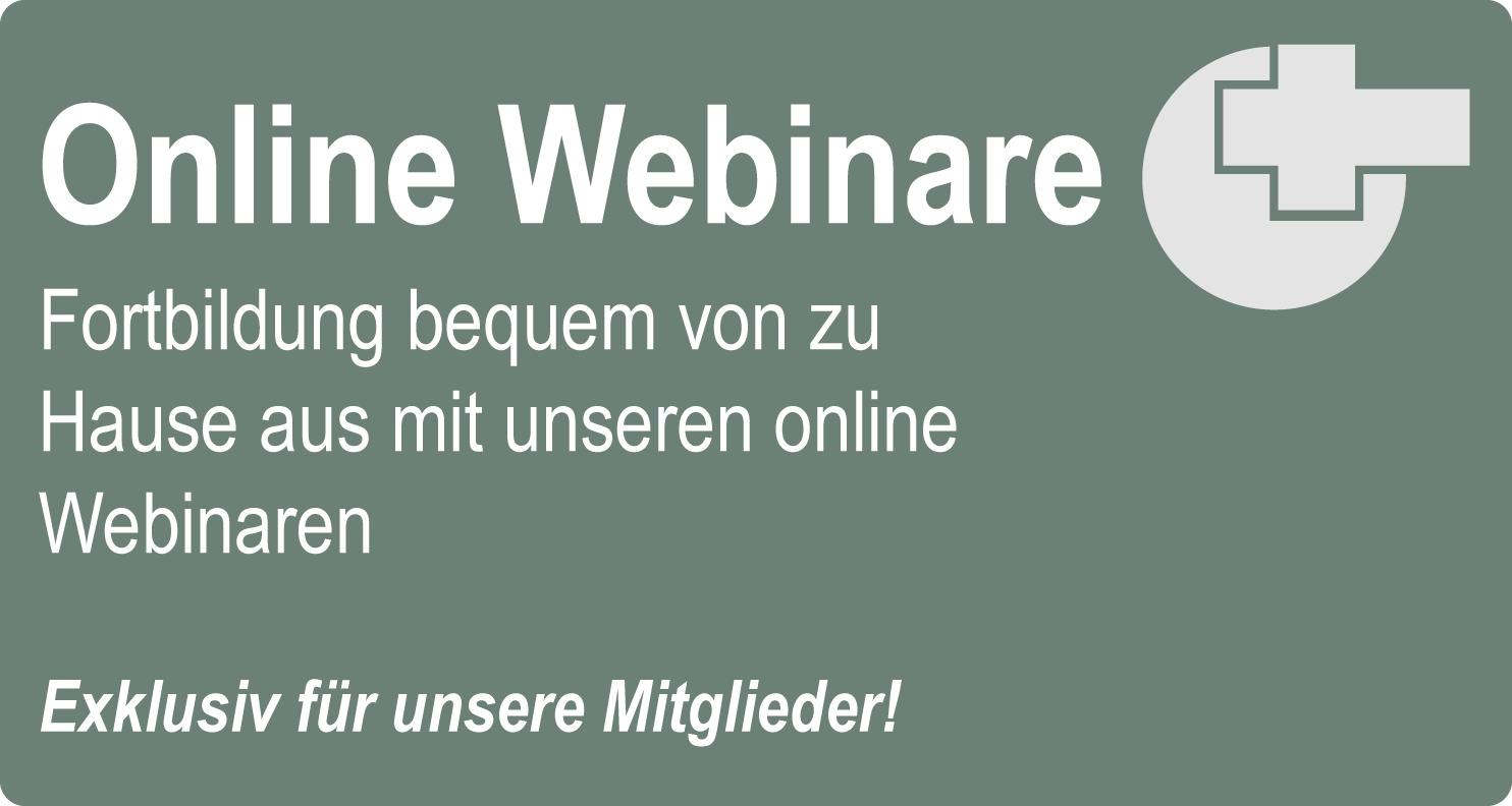 Bild Webinare für DZMB Mitglieder